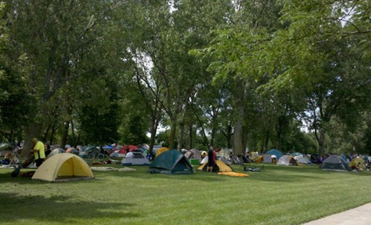 FM city campgrounds