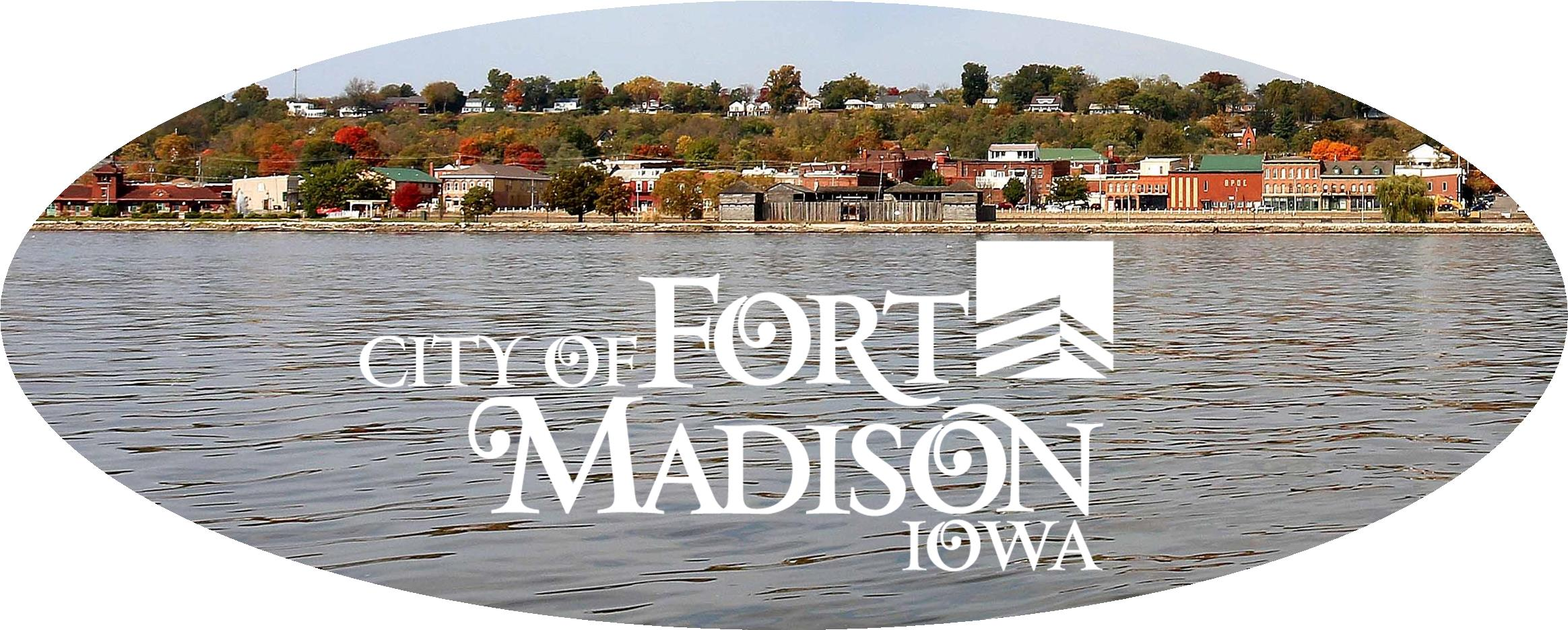 City of Fort Madison iowa - Lake